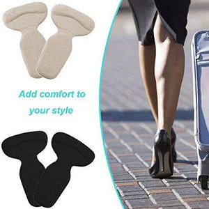 Extra Soft Cushion Insoles Foot Protector (4 Pairs)