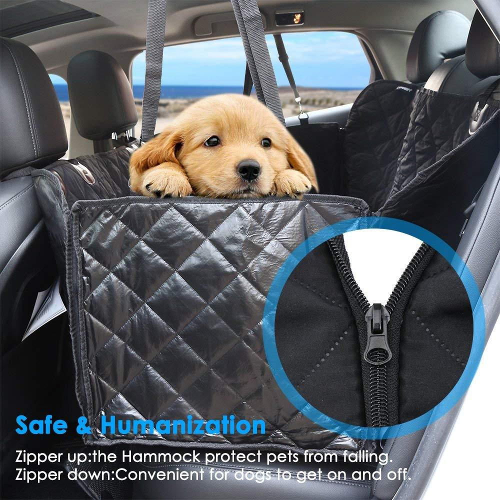 Pet Car Seat Hammock Cover