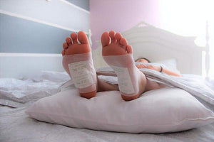 Anti Swelling Ginger Foot Pads