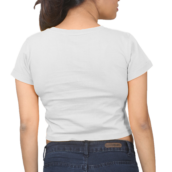 Cupcake | Cotton Crop Top - WTFUNK