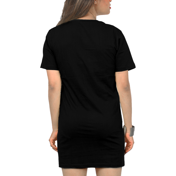 BOB Loves Big Rock | Cotton T-Shirt Dress
