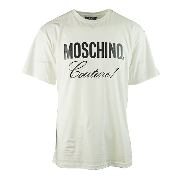 Moschino A0710 5240 1002 T-Shirt - Style Centre Wholesale