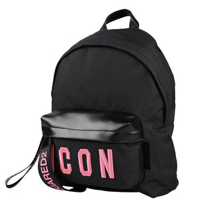 Dsquared2 BPM0019M637 Black Backpack - Wholesale Designer Clothing