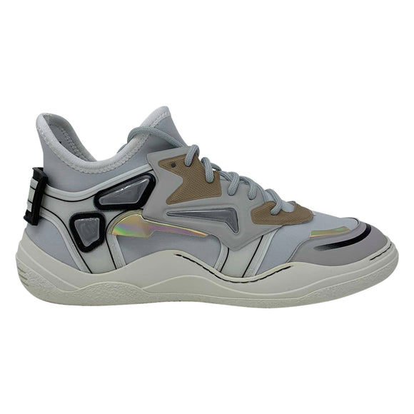 Lanvin Mid Top Neoprene Diving Sneaker FM-SKDMIN-NEOP-A18 Mens Trainers - Style Centre Wholesale