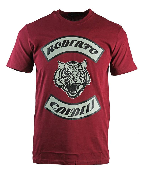 Roberto Cavalli GST646A 027 02002 T-Shirt - Wholesale Designer Clothing
