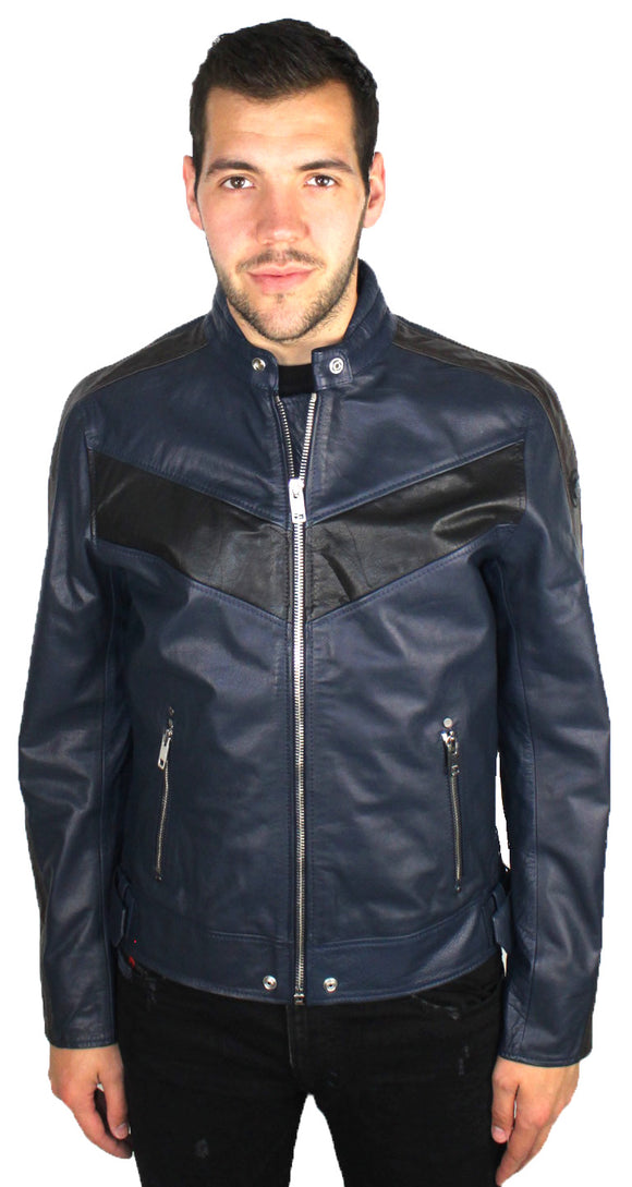 Diesel L-Reed 81EA Leather Jacket - Wholesale Designer Clothing
