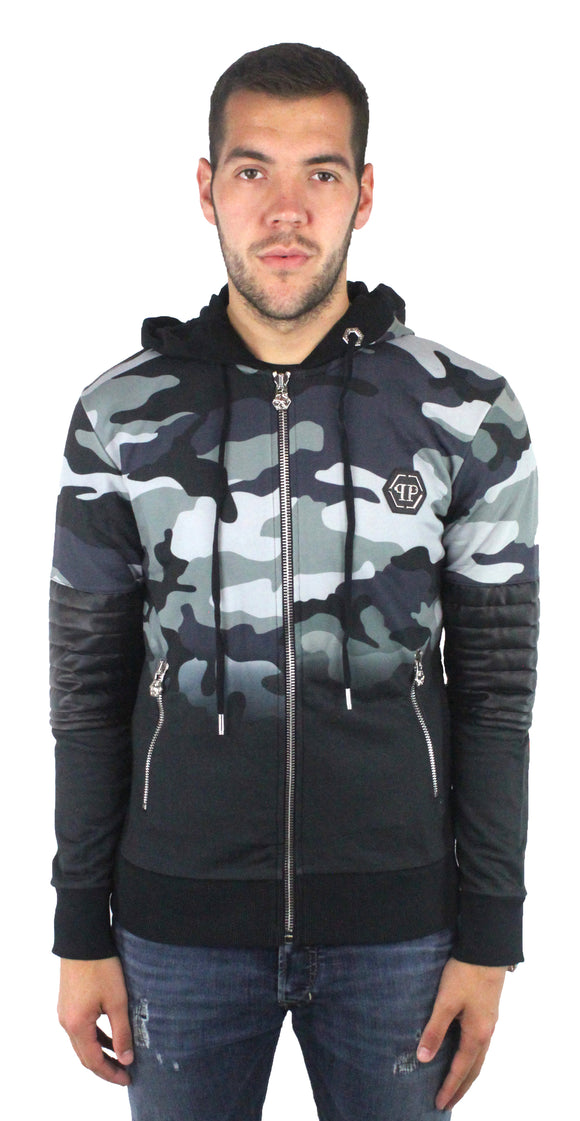Philipp Plein MJB0110 Raiden CM99 Sweater Jacket - Wholesale Designer Clothing