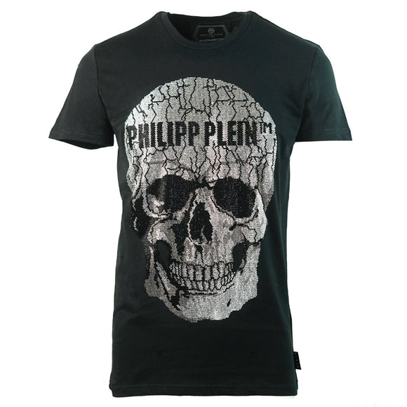 Philipp Plein MTK4337 02 Black T-Shirt
