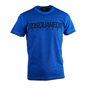 Dsquared2 S71GD0807 S20694 519 Cool Fit Blue T-Shirt