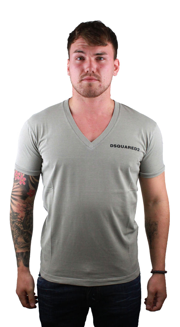 DSquared2 S74GD0203 S20694 800 Mens T-Shirt - Wholesale Designer Clothing