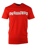 DSquared2 S74GD0494 S22427 304 T-Shirt - Style Centre Wholesale