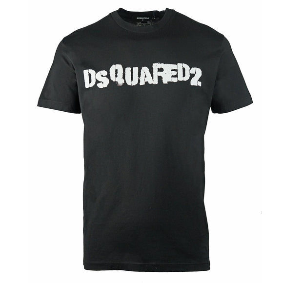 DSquared2 S74GD0494 S22427 900 T-Shirt - Wholesale Designer Clothing