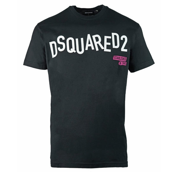 DSquared2 S74GD0501 S22427 900 T-Shirt - Wholesale Designer Clothing