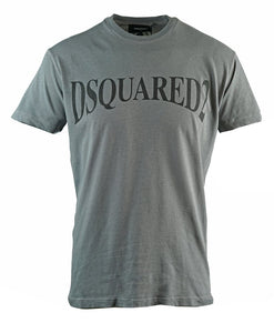 Dsquared2 S74GD0582 S21600 852 Cool Fit Grey T-Shirt