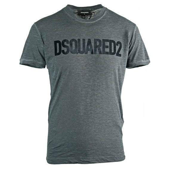 Dsquared2 S74GD0587 S22164 814 Grey T-Shirt