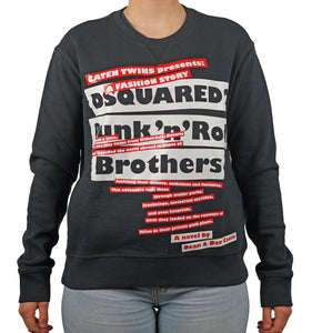 DSquared2 S75GU0191 S25305 900 Jumper - Style Centre Wholesale