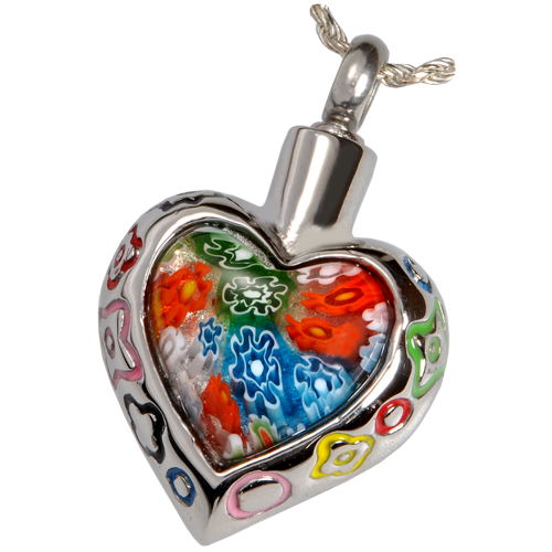 Art Glass Heart