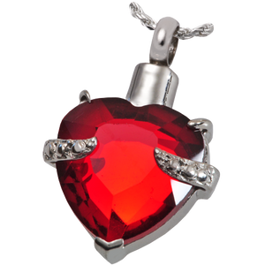 Stainless Steel Imperial Heart