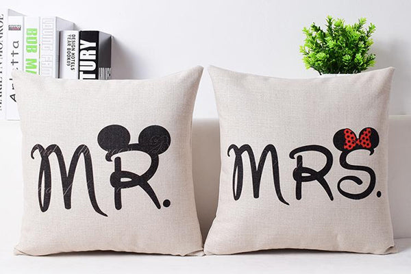 Your Image in Customized Pillowcases