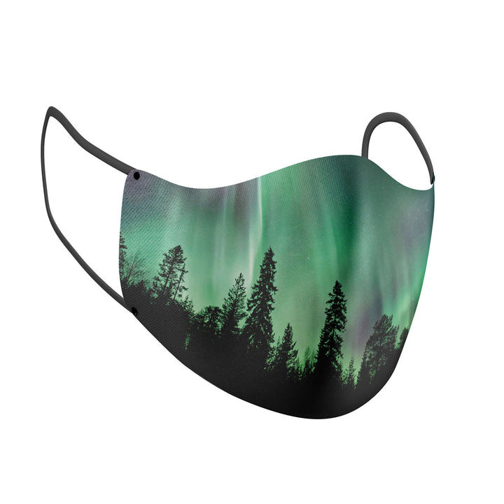 Aurora Adult Face Mask
