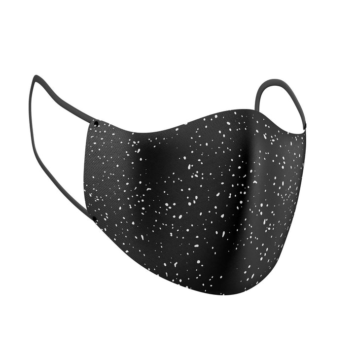 Space Dust Print Adult Face Mask