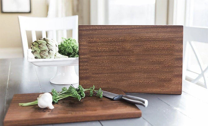 Personalized Easy Carry Light Cutting Board