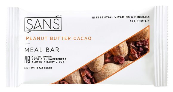 Peanut Butter Cacao (12ct) - WHOLESALE