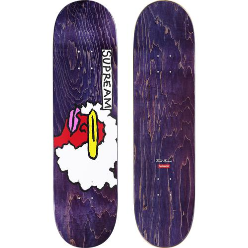 Supreme Gonz Ramm Skateboard Purple