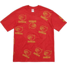 Load image into Gallery viewer, Supreme Gonz Heads Tee Red