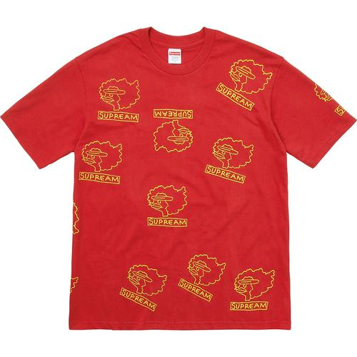 Supreme Gonz Heads Tee Red