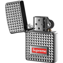 Load image into Gallery viewer, Supreme Diamond Cut Zippo®