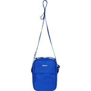 Supreme SS18 Shoulder Bag Blue