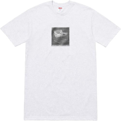 Supreme Chair Tee Grey
