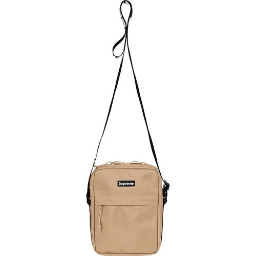 Supreme SS18 Shoulder Bag Tan
