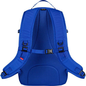 Supreme SS18 Backpack Blue