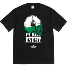 Load image into Gallery viewer, Supreme®/UNDERCOVER/Public Enemy Terrordome Tee Black