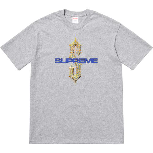 Supreme Diamonds Tee Grey