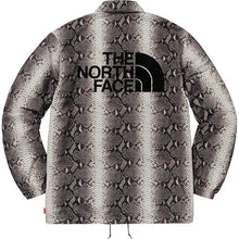 Load image into Gallery viewer, Supreme®/The North Face® Snakeskin Taped Seam Coaches Jacket Black