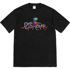 Supreme Tentacles Tee Black