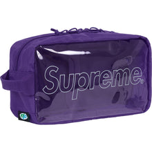 Load image into Gallery viewer, Supreme FW18 Utility Bag Purple
