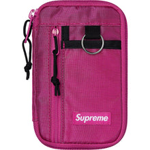 Load image into Gallery viewer, Supreme FW19 Small Zip Pouch Pink