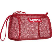Load image into Gallery viewer, Supreme SS20 Utility Pouch Red