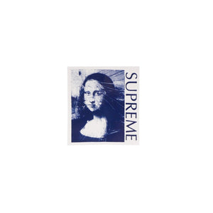 Supreme Mona Lisa Sticker