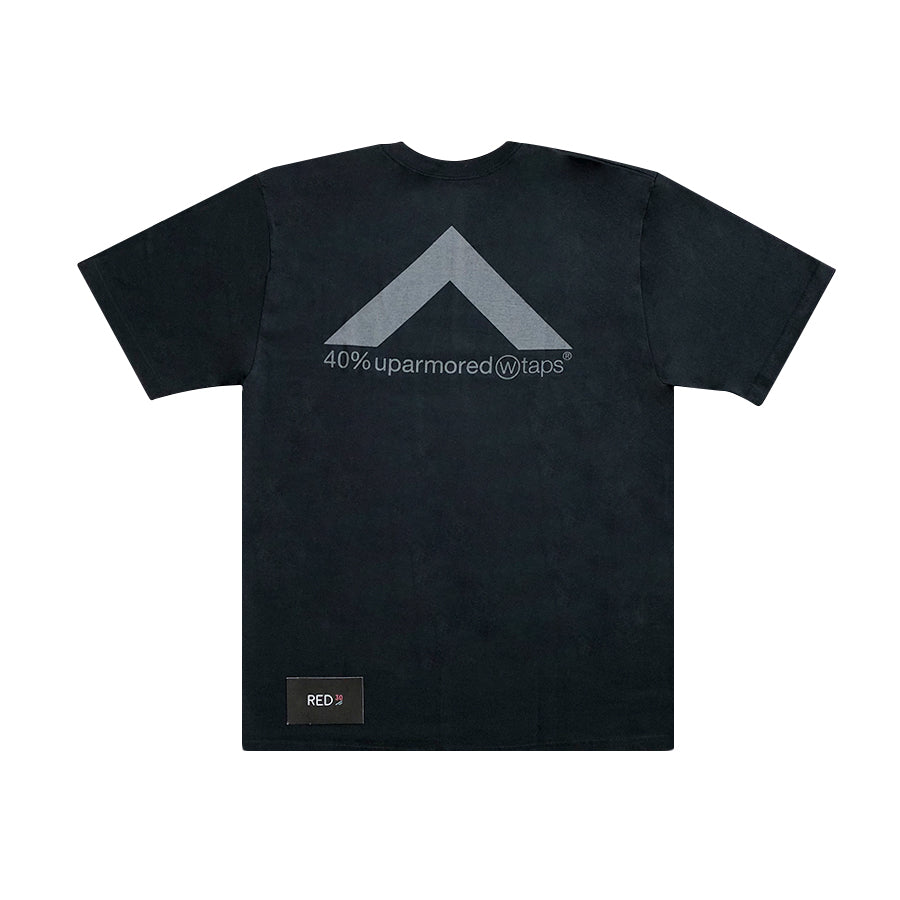 Wtaps Uparmored Tee Black