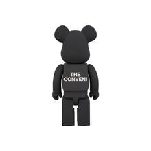 Load image into Gallery viewer, Be@rbrick The Conveni x Fragment Design 400% Black
