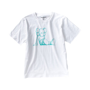 "Kaws Holiday Limited T-Shirt ""COMPANION"" White"