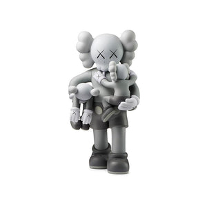 Kaws Clean Slate Vinyl Figure Grey