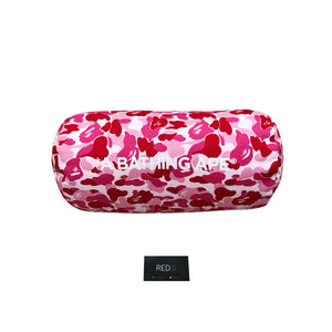 A Bathing Ape Cushion Pink Camo
