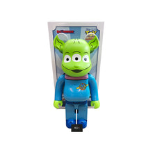 Load image into Gallery viewer, Medicom Toy Toy Story Alien 1000% Bearbrick