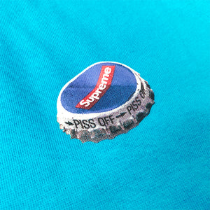 Supreme Bottle Cap Bright Blue